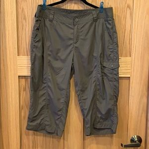 Columbia Hiking Capri Pants